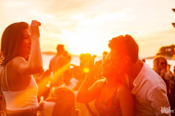 Travel to Split and Croatia music festivals