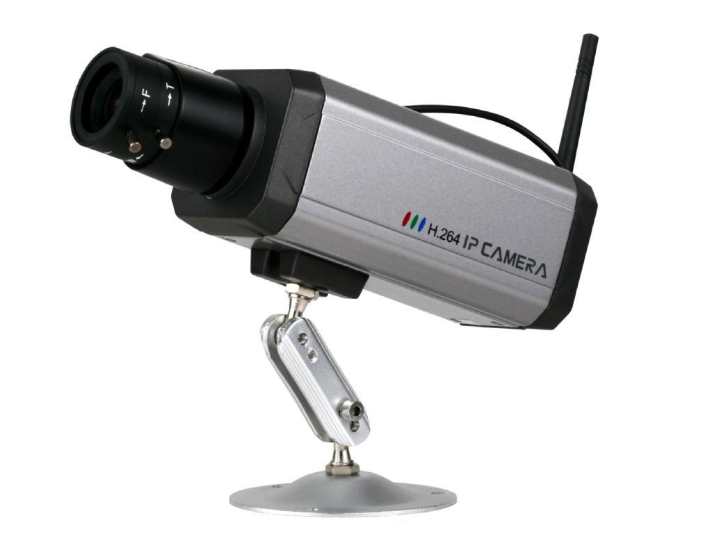 Bullet IP Security Camera