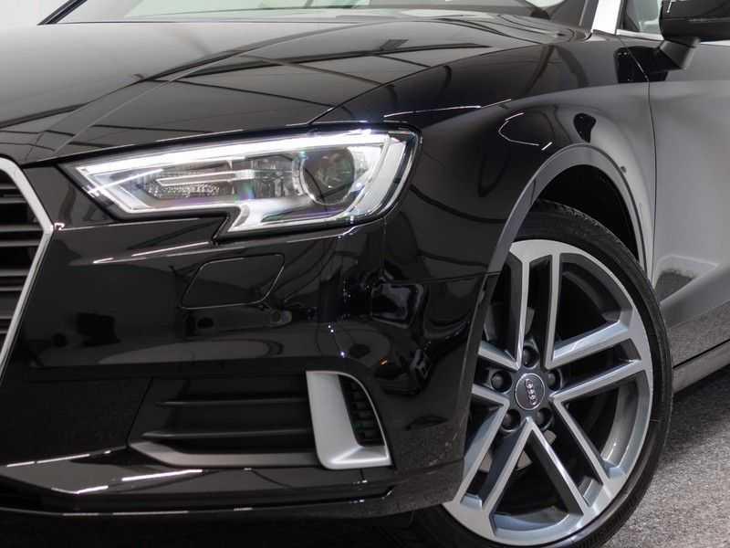 Audi A3 Cabriolet 35 TFSI CoD Sport | 150 pk | Automaat | Virtual Cockpit | Camera | Adaptieve Cruise | DAB | Leder Milano | Keyless-Entry | afbeelding 17