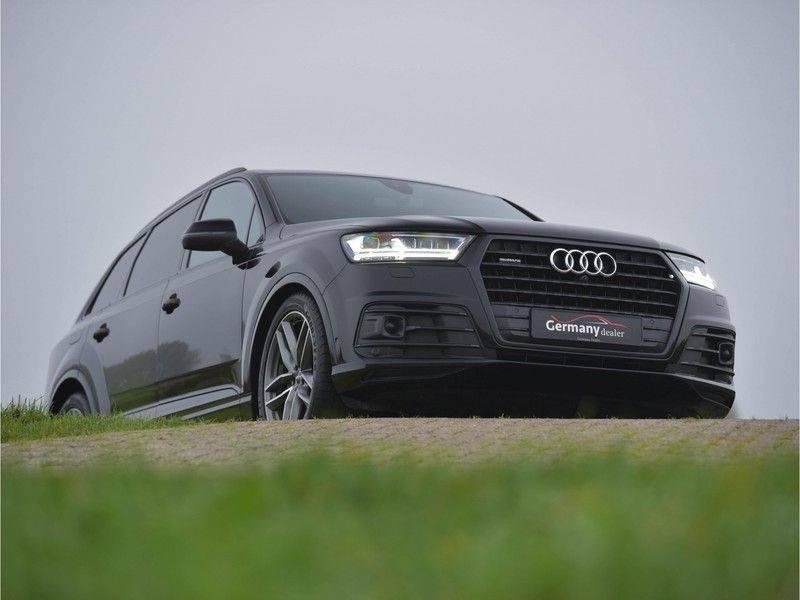 Audi Q7 3.0TDI 272Pk S-Line 7p Quattro Lucht Pano Standk Head-Up 360-Camera 21-Inch Trekh afbeelding 8