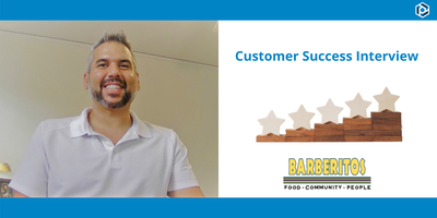 Cover image for Barberitos: Customer Success Interview