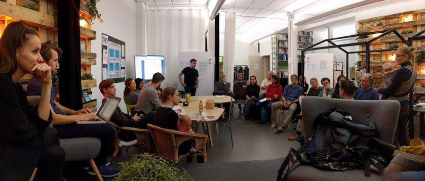 Effinger Community-Treffen