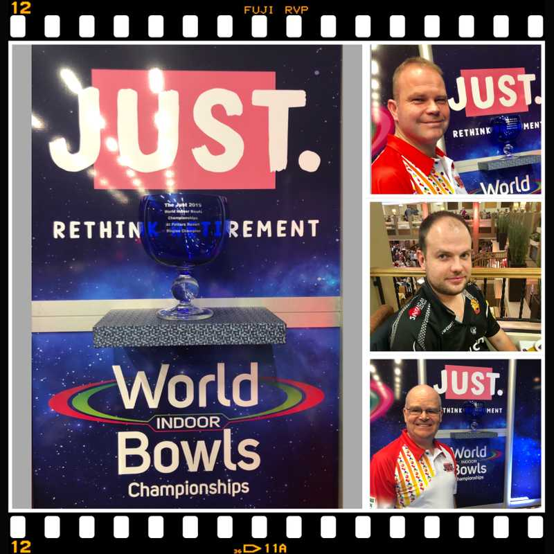 THREE MORE SEEDS SAFELY THROUGH TO THE 2nd ROUND OF THE WORLD INDOORSINGLES