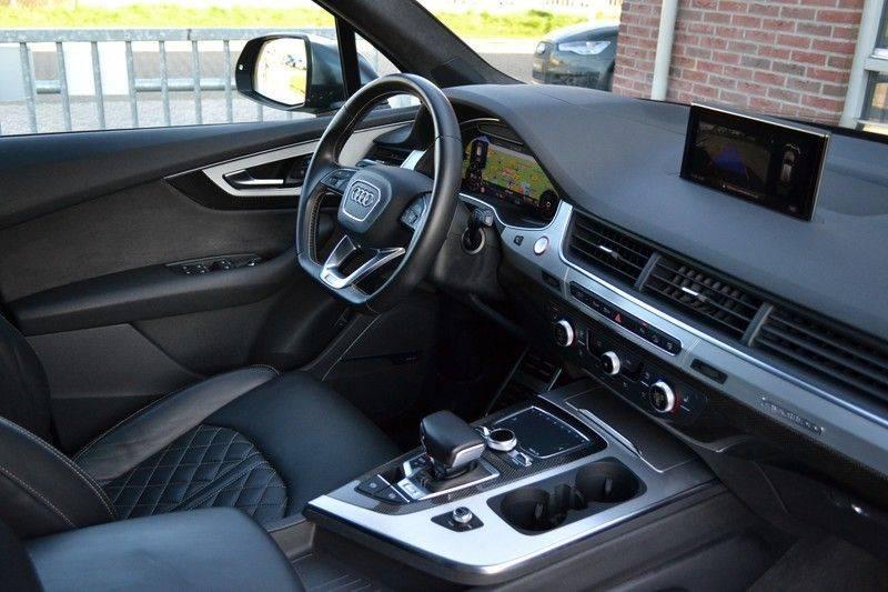 Audi SQ7 4.0 TDI 435pk quattro Pano Nachtz ACC HUD 4wielbest Ruitstiksel Luchtv 22inch Carbon afbeelding 4