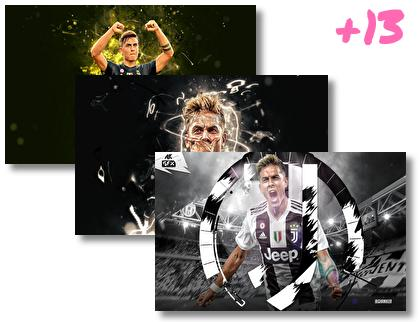 Paulo Dybala theme pack