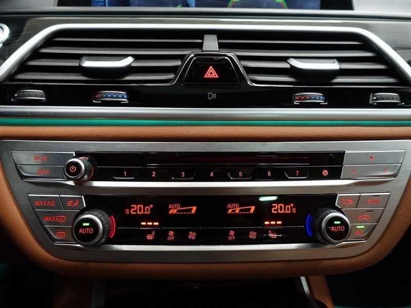 BMW 7 Serie 740e iPerformance Individual M-Sport 326pk Aut8- Full options! afbeelding 18