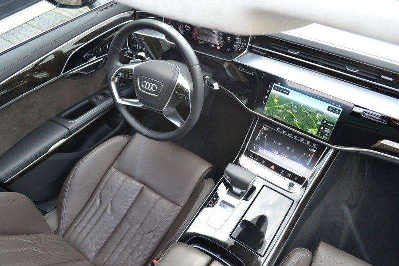 Audi A8 55 TFSI Massage / Head Up / Nachtzicht afbeelding 11