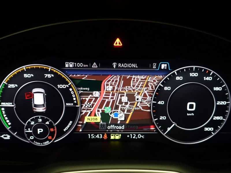 Audi Q7 3.0 TDI e-tron 374pk Quattro S-Line - Pano, Virtual Cockpit, Camera, Leer, Full! afbeelding 7