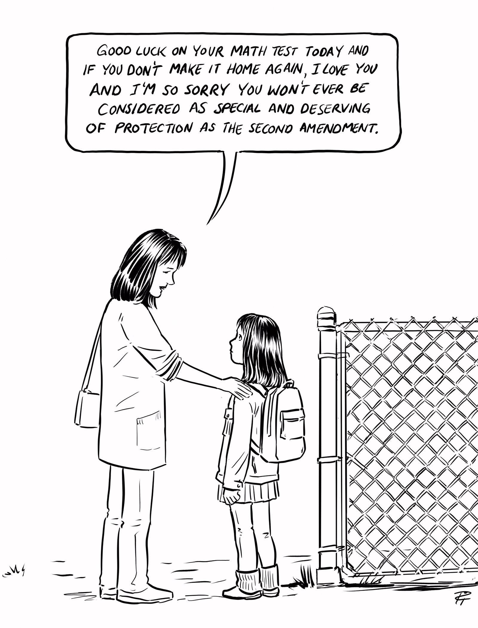 children are our future