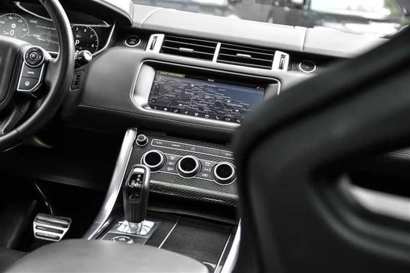 Land Rover Range Rover Sport 5.0 SVR PANO.DAK+CARBON+ACC+HEADUP NP.224K afbeelding 12