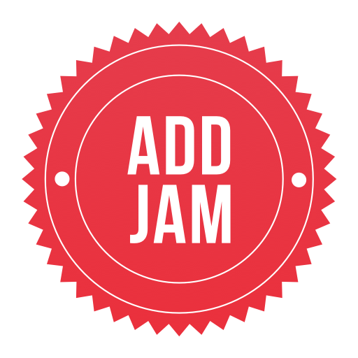 Add Jam logo