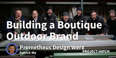 featured image thumbnail for post How To Build A Boutique Outdoor Brand