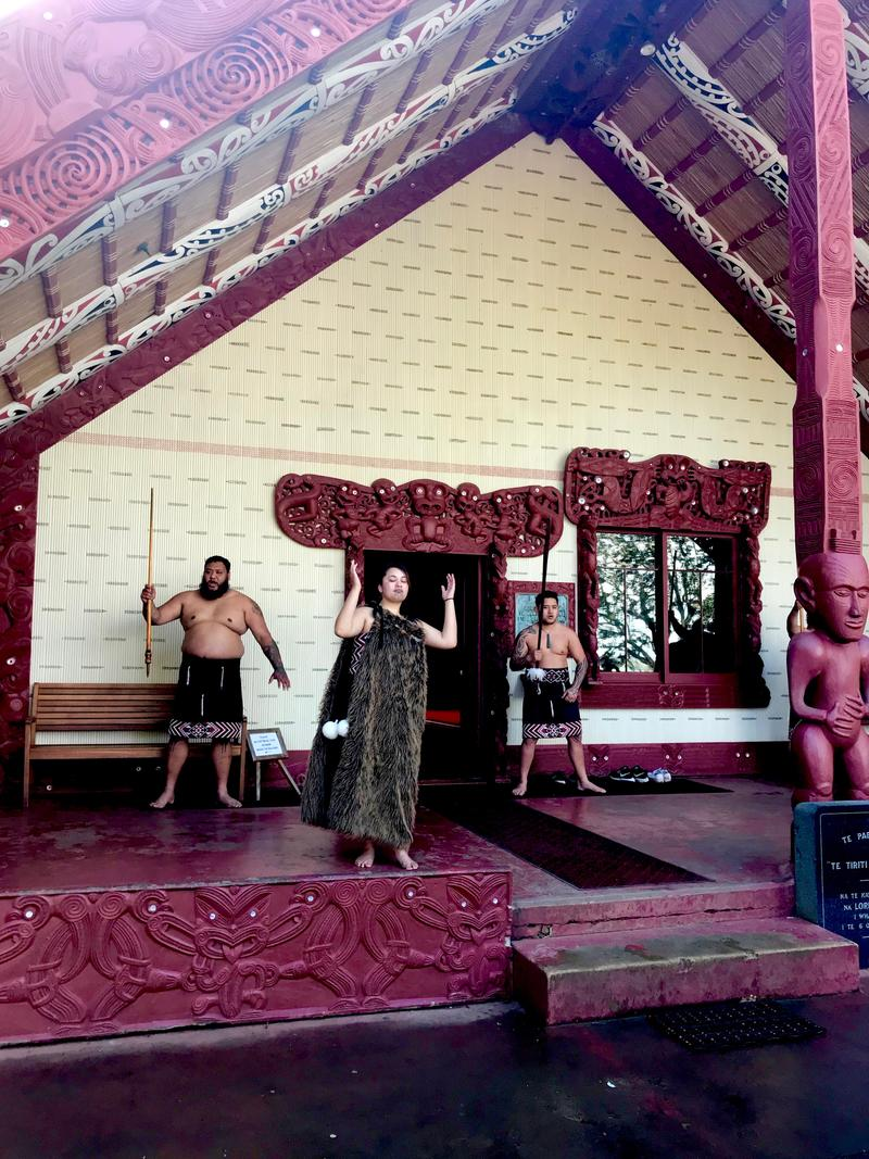 Maori greetings