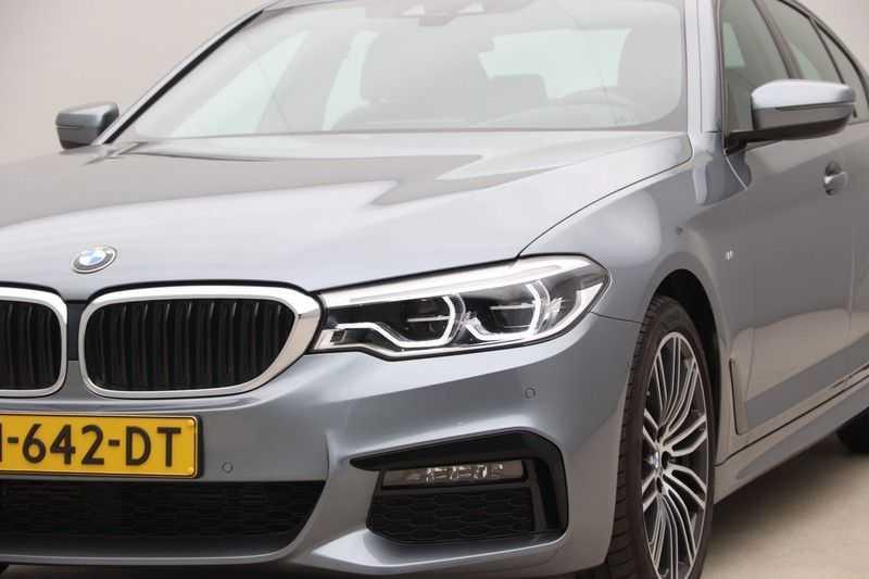 BMW 5 Serie 540d xDrive High Executive afbeelding 15