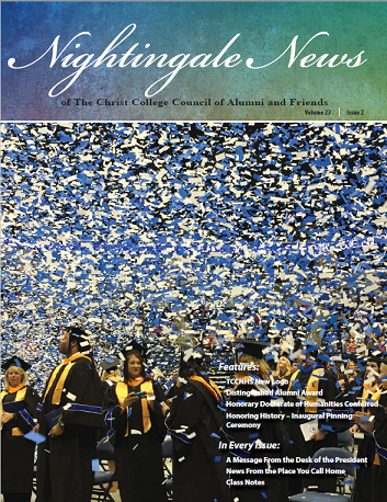 Alumni News Summer 2016