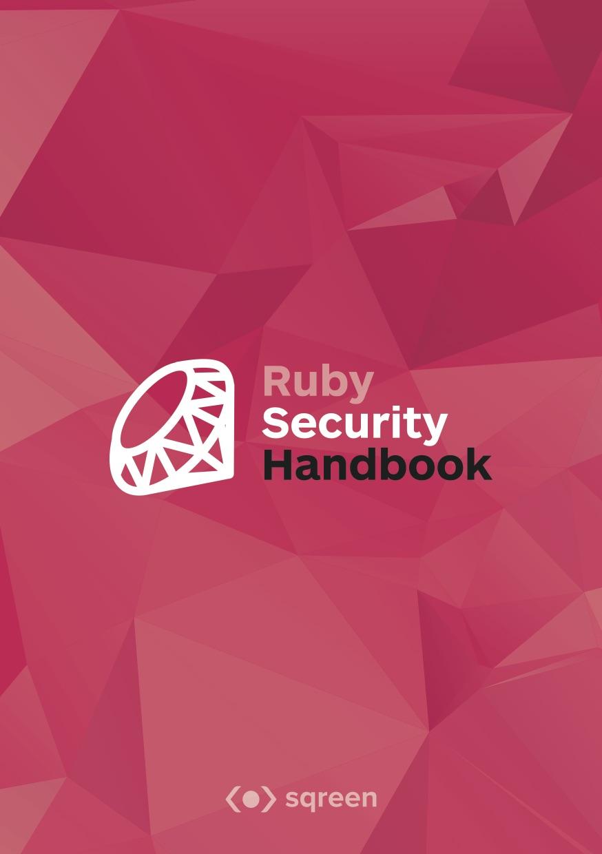 Ruby Security Handbook