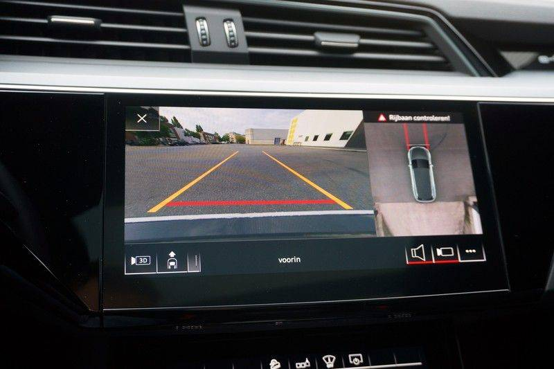 Audi e-tron 55 quattro *4% bijtelling *€180 netto bijtelling afbeelding 10