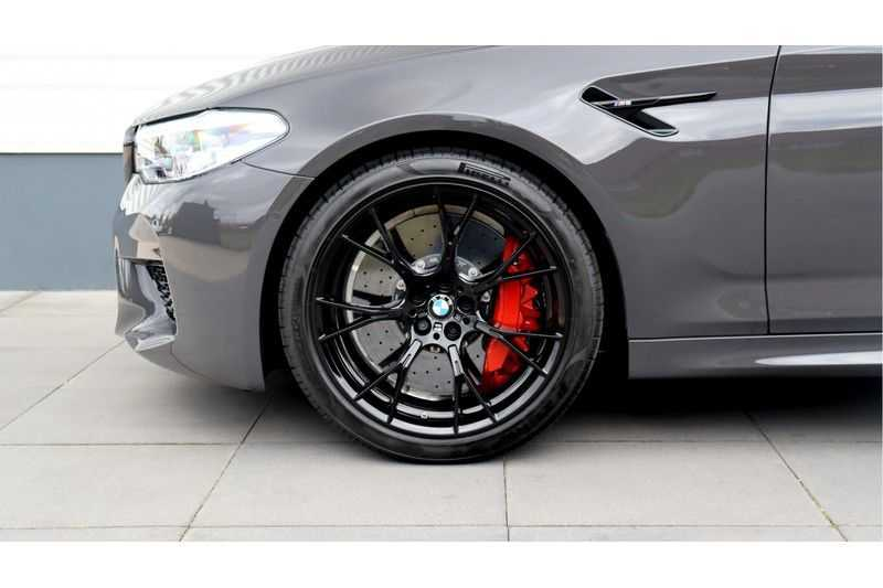 BMW 5 Serie M5 Competition Individual, Akrapovic, M Drivers Package afbeelding 2