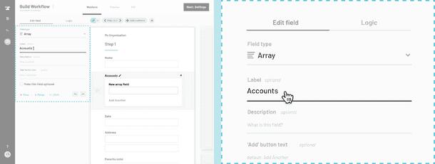 Webform array 2