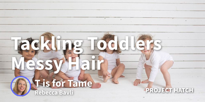 featured image thumbnail for post How my idea for taming messy hair made six-figures in 6 months