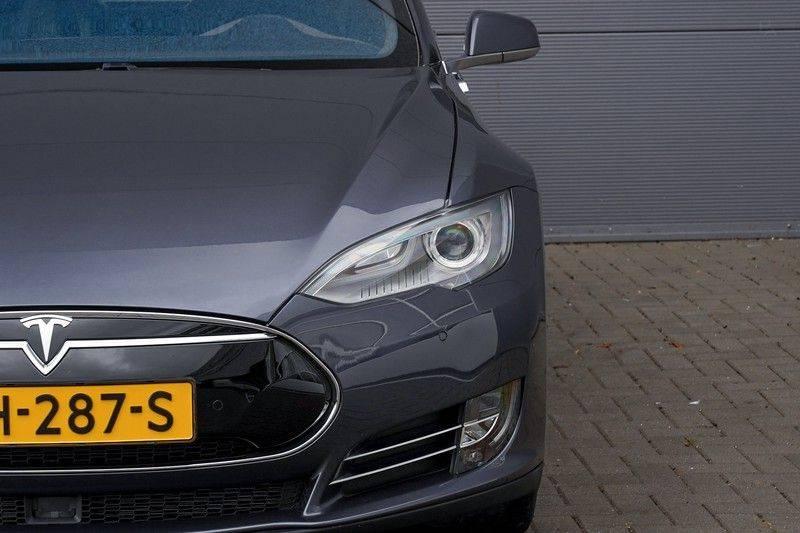 Tesla Model S 85D Performance 700pk Free Charging Pano Leer afbeelding 13