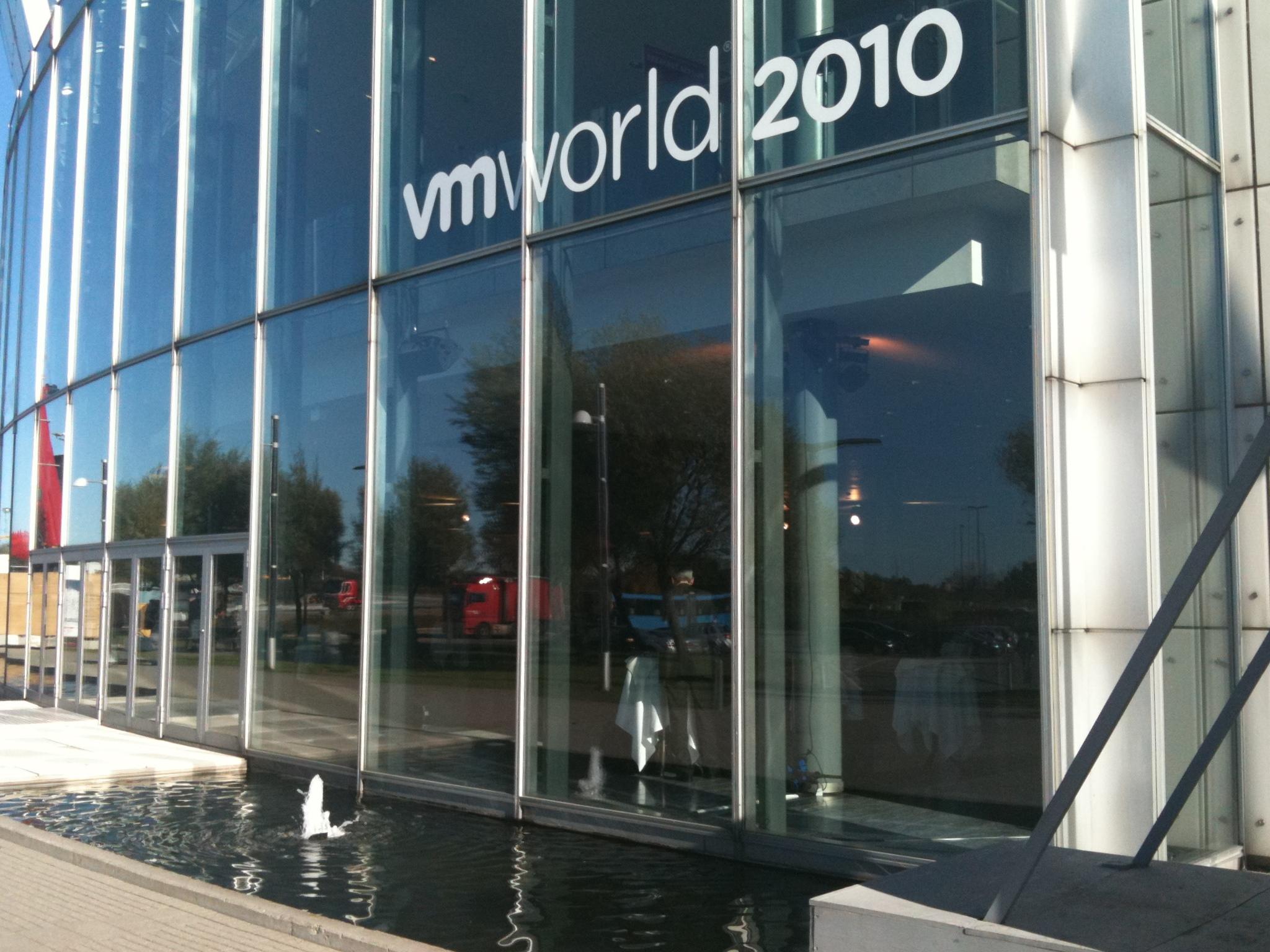 VMworld 2010