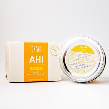Ekahi Market    Canned Ahi