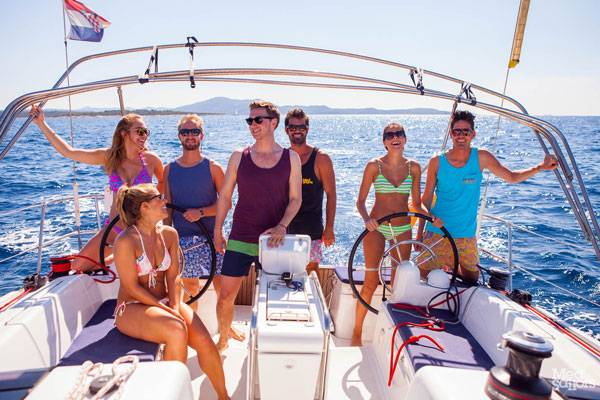 Having It All on a Mediterranean Sailing Holiday