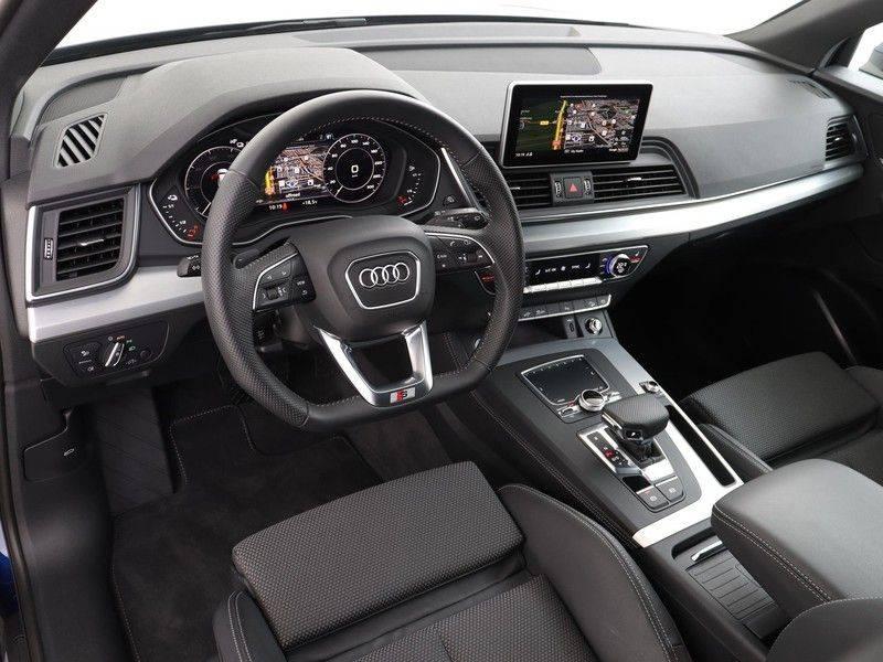 Audi Q5 50 TFSI e 299 pk quattro S edition | S-Line |Elektrisch verstelbare stoelen | Trekhaak wegklapbaar | Privacy Glass | Verwarmbare voorstoelen | Verlengde fabrieksgarantie afbeelding 2