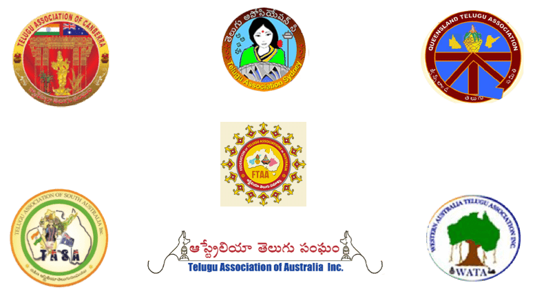 Members of Federation of Telugu Associations in Australia (FTAA)