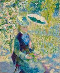 Renoir's Umbrella, sold by Christie's London for £9.673 million in February 2013