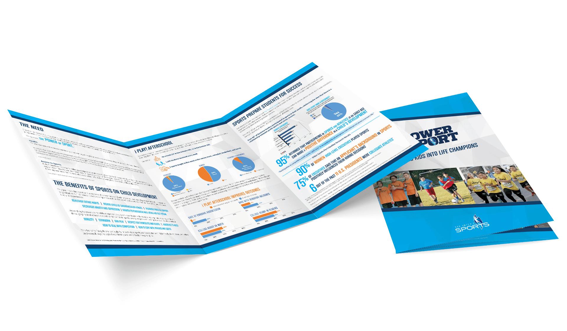SA Sports Brochure
