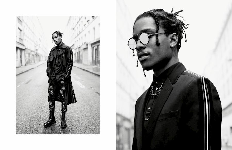 Dior collabore avec A$AP Rocky
