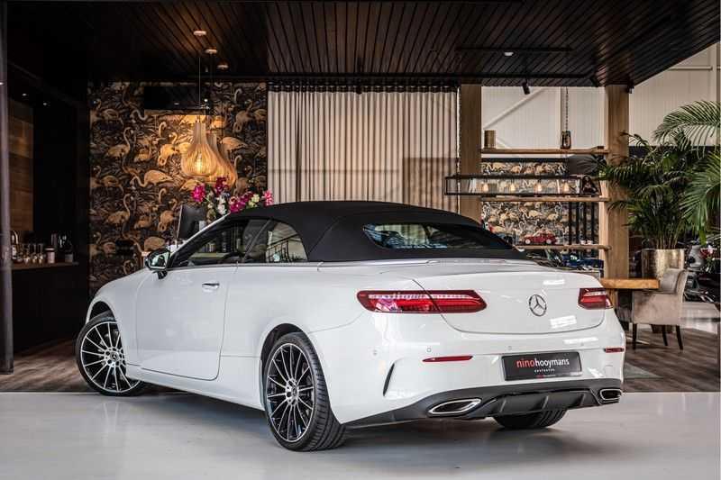 Mercedes-Benz E-Klasse Cabrio 350 AMG | Carbon | Burmester | 360º | Night pakket afbeelding 7