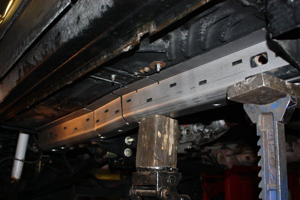 3 Jeep Xj Frame Stiffeners To Keep Your Rig From Tearing Itself Apart Roundforge
