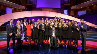 Enillwyr Choir of the Year 2014