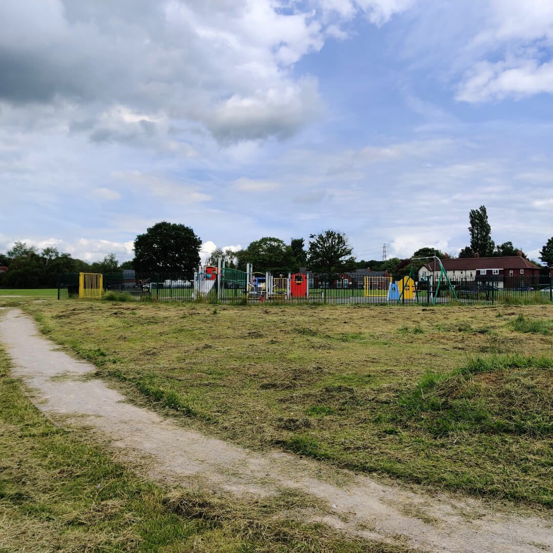 Hawksworth Wood playground