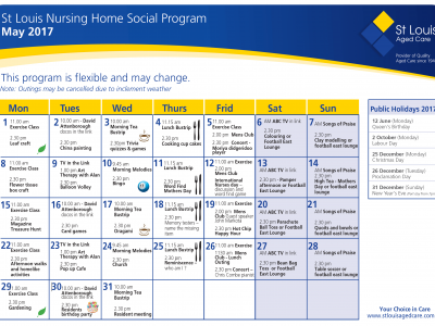 May2017 Nursinghomesocialprogram
