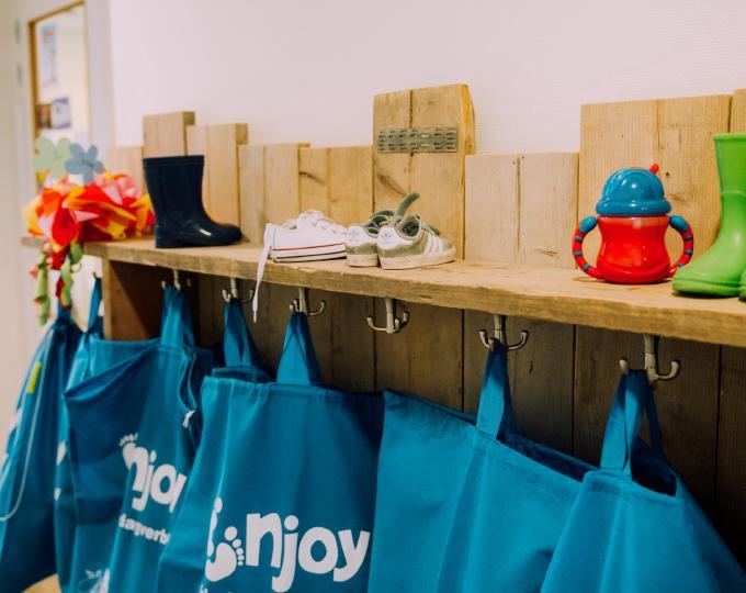 Kinderopvangbedrijf Njoy geniet dagelijks van Payt