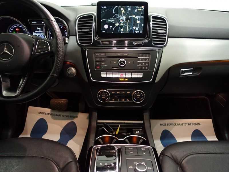 Mercedes-Benz GLE 43 AMG 4MATIC 368pk Aut- Panodak, Leer, Camera, Navi, Full! afbeelding 17