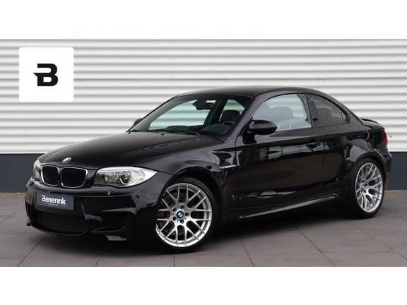 BMW 1 Serie Coupe 3.0i M Akrapovic, Harman/Kardon, Comfort Access