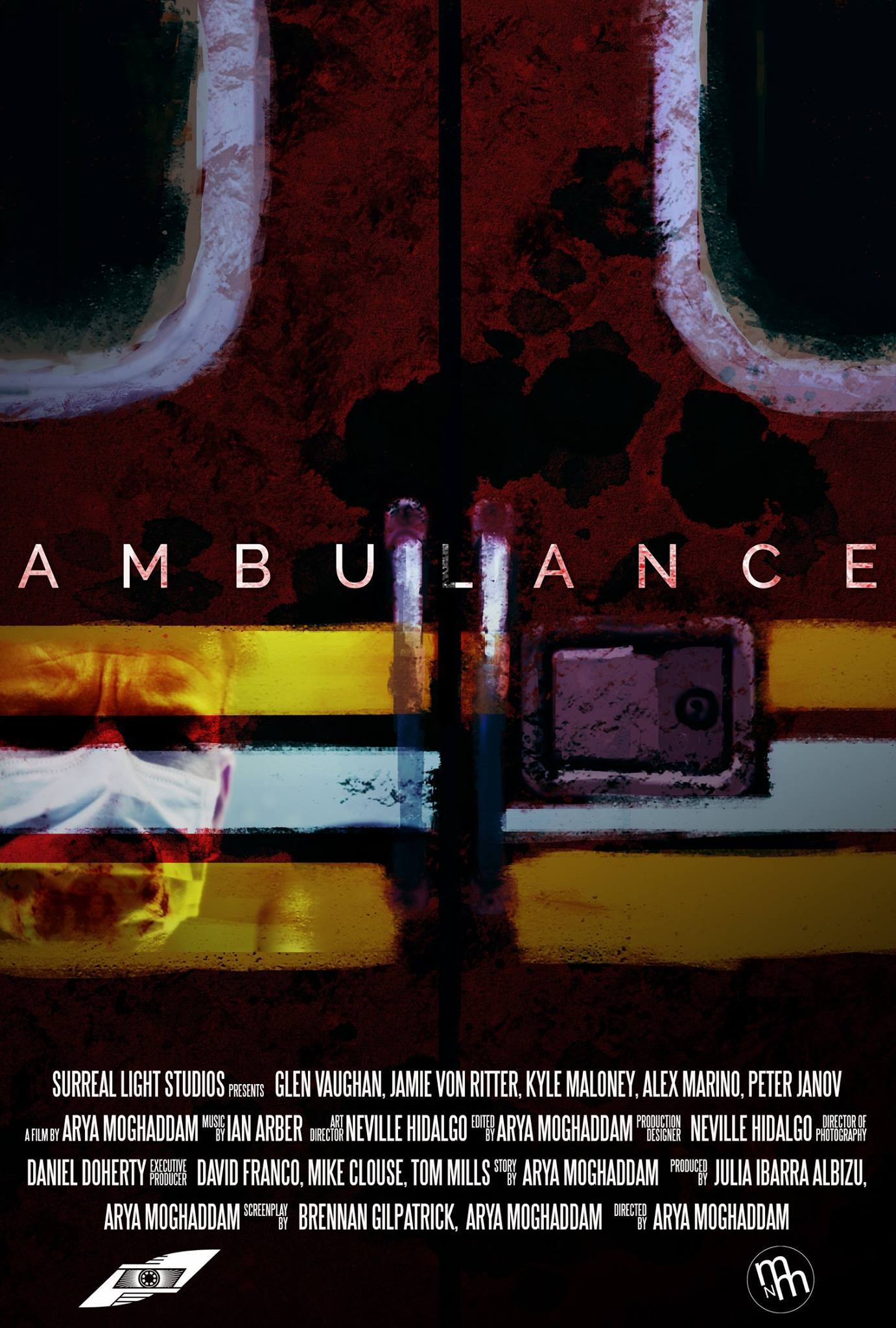 Ambulance Credits Poster