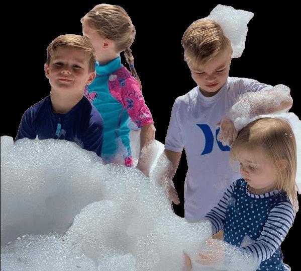 foam event
