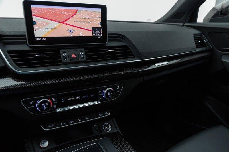 "Audi SQ5 3.0 TFSI 354pk Quattro Black Edition Panoramadak Luchtvering Valconaleder B&O Matrix-Dynamisch Keyless Navi-High ACC DriveSelect  21""Performance Camera Pdc afbeelding 25"