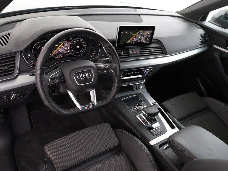 Audi Q5 50 TFSI e 299 pk quattro S edition   S-Line  Assistentiepakket City/Parking/Tour   360* Camera   Trekhaak wegklapbaar   Elektrisch verstelbare/verwambare voorstoelen   Adaptive Cruise Control   Verlengde fabrieksgarantie afbeelding 2