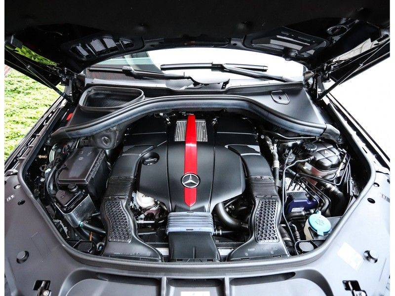 Mercedes-Benz GLE Coupé 43 AMG 4-Matic B&O*TV*Leder*Standkachel*Airmatic*VOL!* afbeelding 13