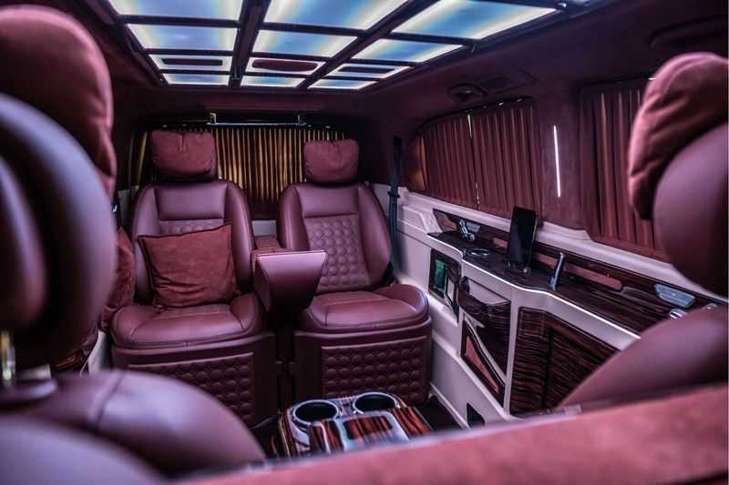 Mercedes-Benz V-Klasse VIP BUS 250d afbeelding 4