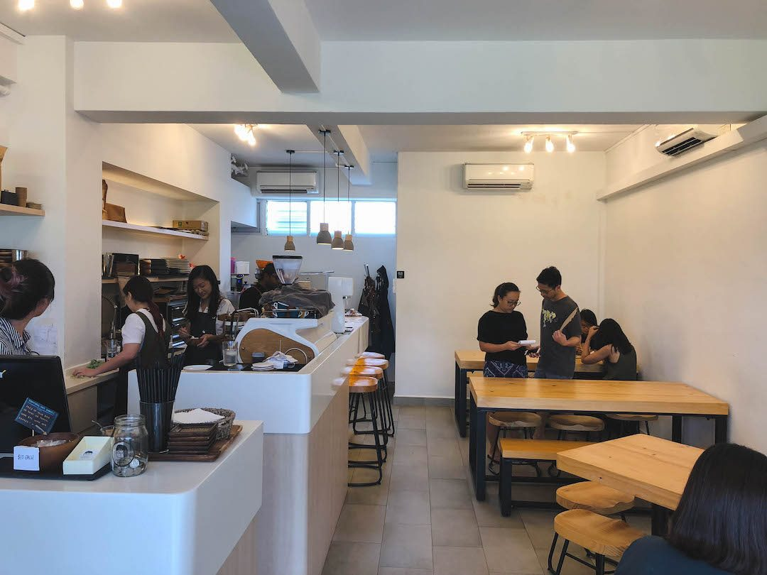 Prodigal Cafe
