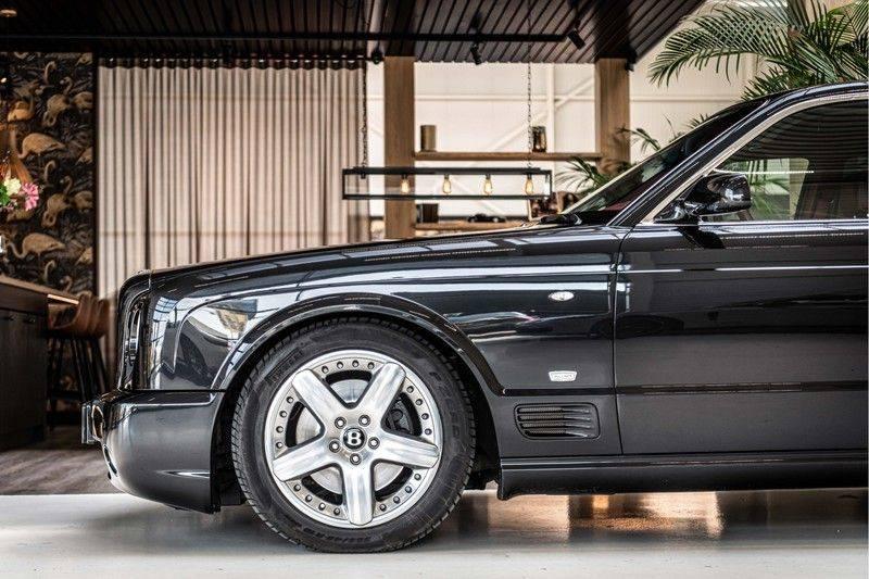 Bentley Arnage 6.8 V8 T (recent voor 20.000,- onderhouden) afbeelding 13
