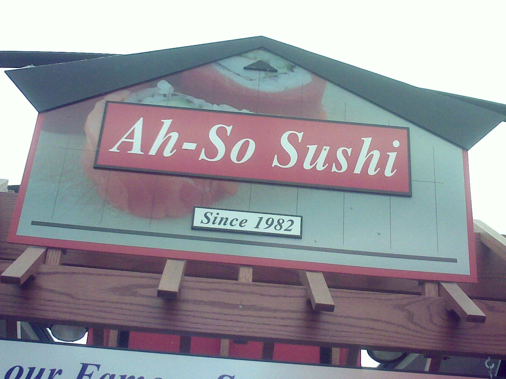 image from Sushi places I haven't eaten at.